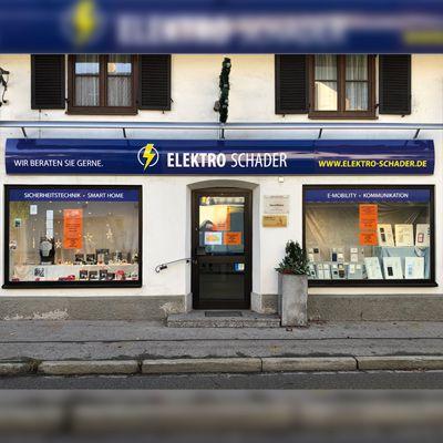 bcc09052cdd156 Ihr Elektriker in Lenggries - Elektro Schader GmbH